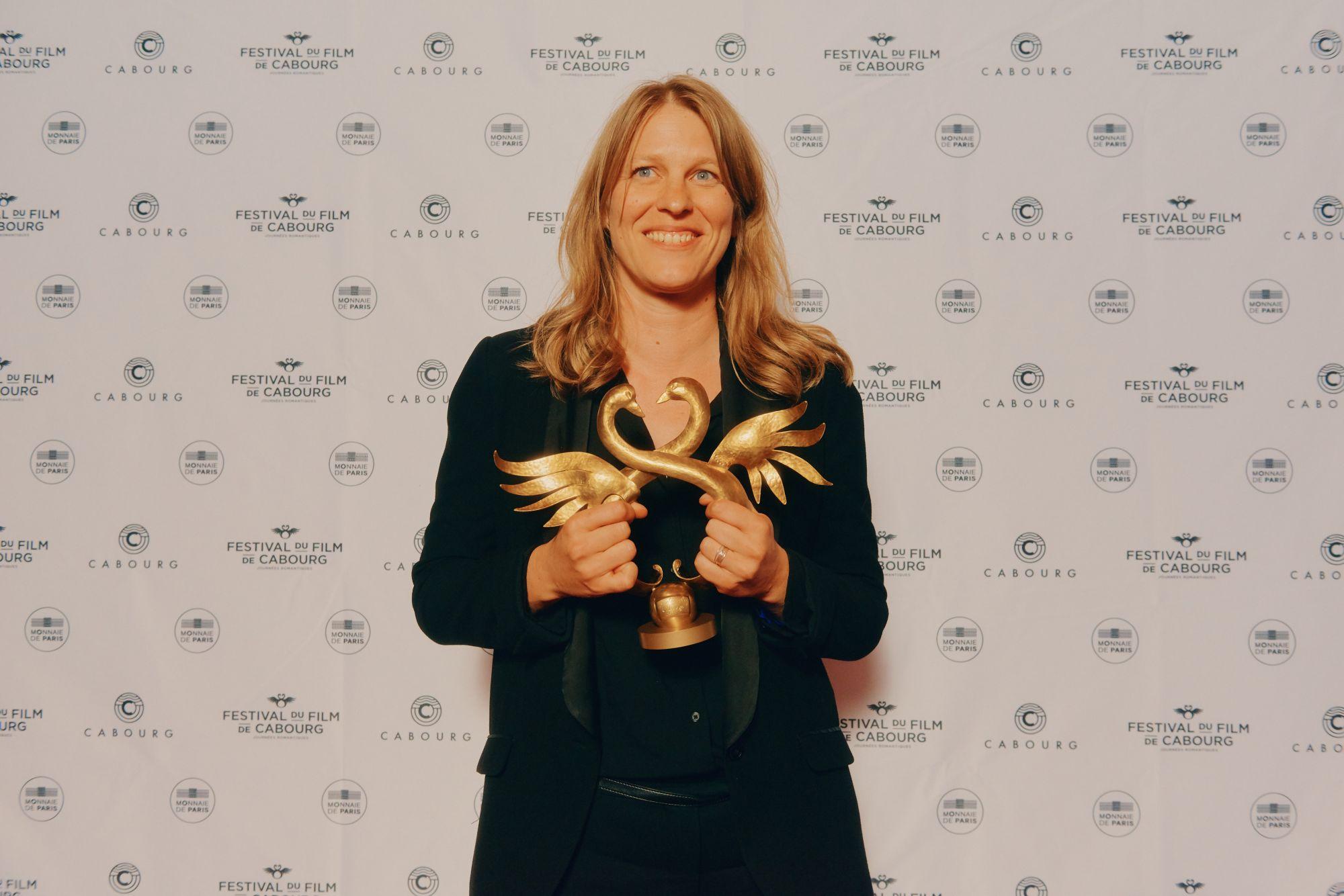 Claire Burger, Swann d'Or de la Meilleure Réalisatrice pour