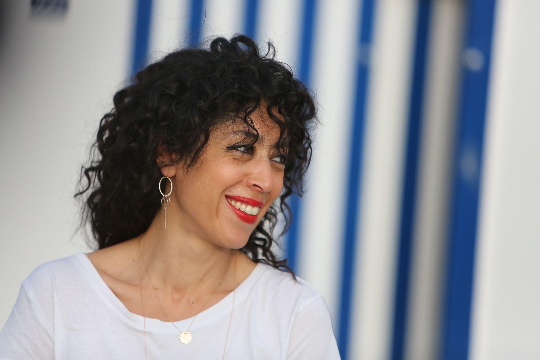 Naidra Ayadi, membre du Grand Jury Maquillage : Dr. Hauschka Coiffure : Franck Provost