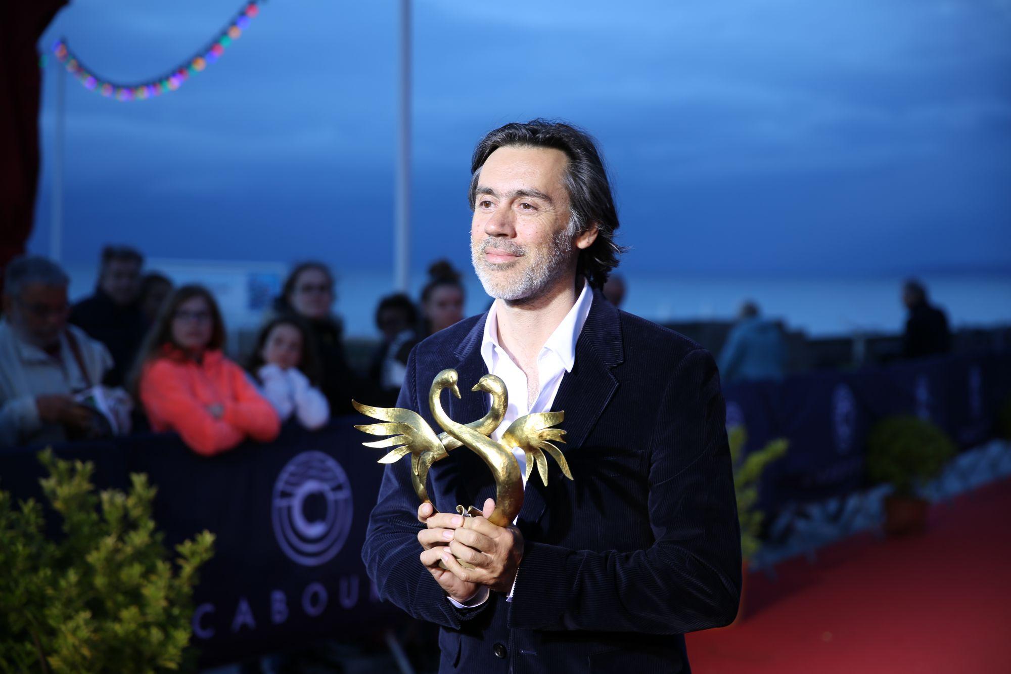 Emmanuel Mouret, Swann d'Or du Prix Gonzagues Saint Bris pour