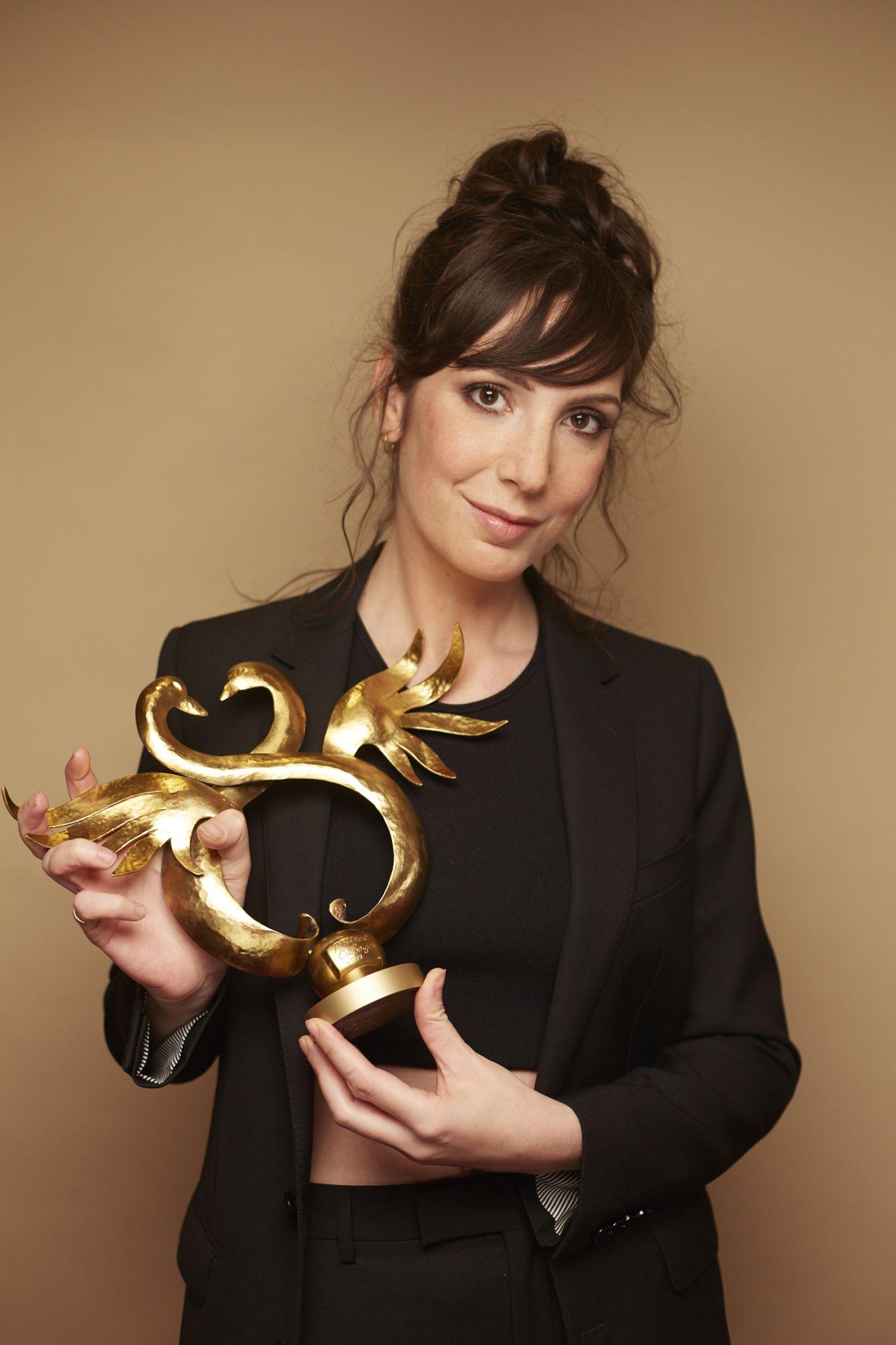 Nora Hamzawi, Swann d'Or de la Révélation Féminine dans