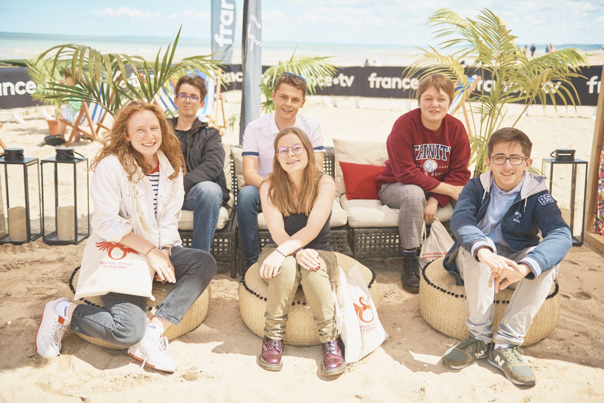 Le Jury Jeunesse de la 33e édition