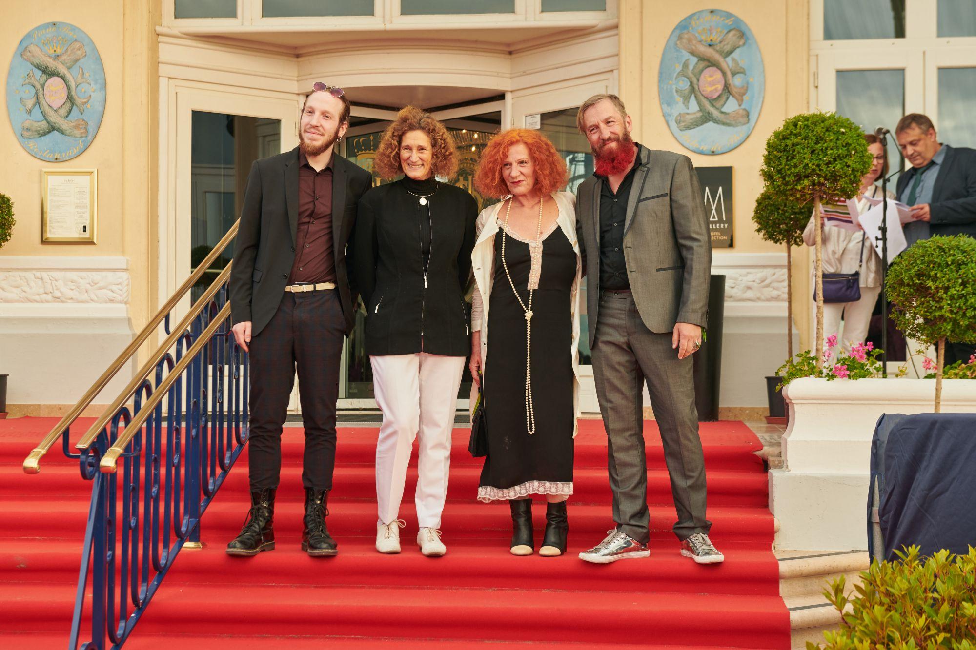 Galaad Lebeault (compositeur), Yann Samuell (réalisateur), Emmanuelle Gronvold, Fabienne Bichet